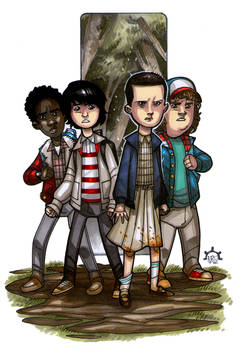 MiniCharacters - Stranger Things
