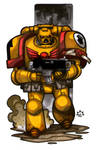 MiniCharacters - Imperial Fist