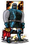 MiniCharacters - Darkseid