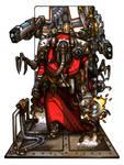 MiniCharacters - Tech-priest