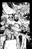 NIGHTFELL - Blademaster by NicolasRGiacondino