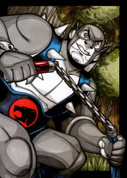 Thundercats - Panthro