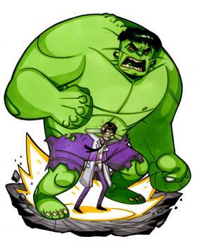 MiniCharacters - The Hulk