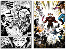 Tiny Supers - Endgame, Part II by NicolasRGiacondino