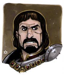 Arthurian Knight by NicolasRGiacondino