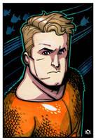Aquaman by NicolasRGiacondino