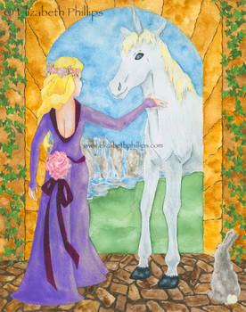 Lady and Unicorn