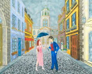 A Rainy April Afternoon by ElizabethPhillips