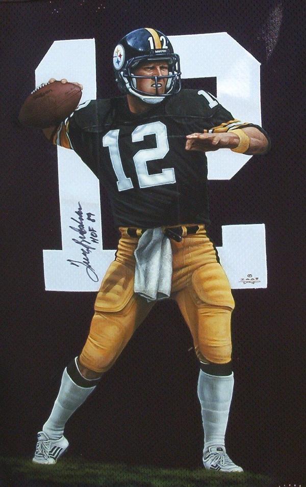 655e4e211 Terry Bradshaw Jersey Steelers by taplegion on DeviantArt