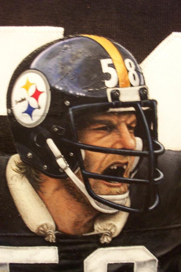 0f9679659 NFL Legend Franco Harris   Mean  Joe Greene and Jack Lambert Would ...