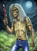 'Knife To Meet You Eddie' by taplegion