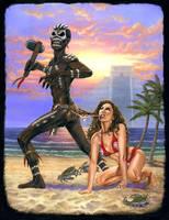 Iron Maiden Florida Fan Event Shirt. by taplegion