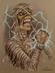 Mummy Eddie 1 by taplegion