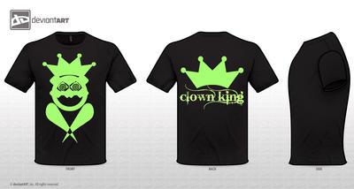 Clown King by effect4effect