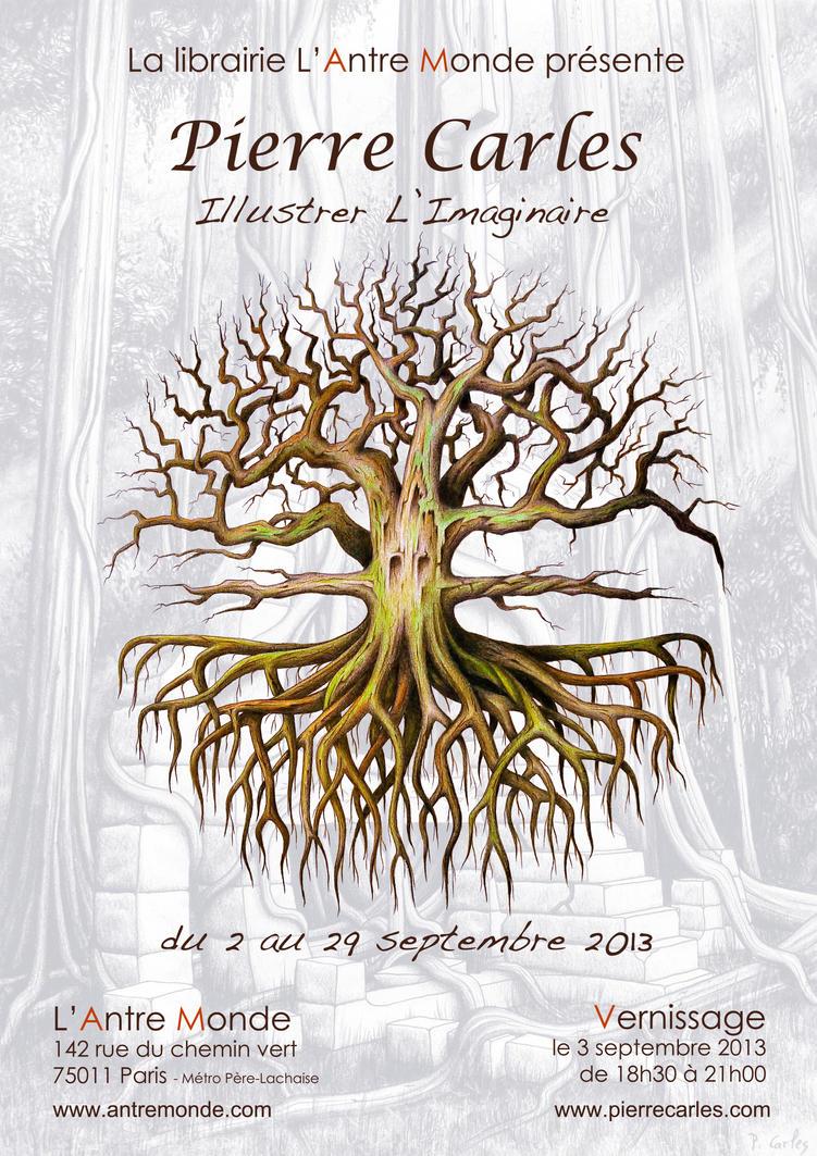 Paris Exhibition, 2013 by Carles