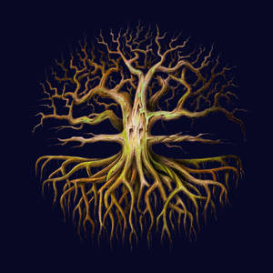 Eldritch Tree - Dark Version