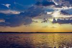 Lake Sunset Sept 20