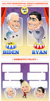 2012 Vice Prez Race by codygarciaart