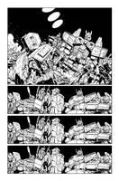 Transformers: LsotW Inks Pg 5 by glovestudios