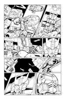 Transformers LsotW4 Pg1 inks by glovestudios