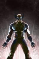 Wolverine by glovestudios