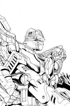 Transformers Foundation Cover