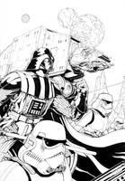 Imperial Assault by glovestudios