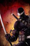 G.I.Joe Snake Eyes 12 Cover