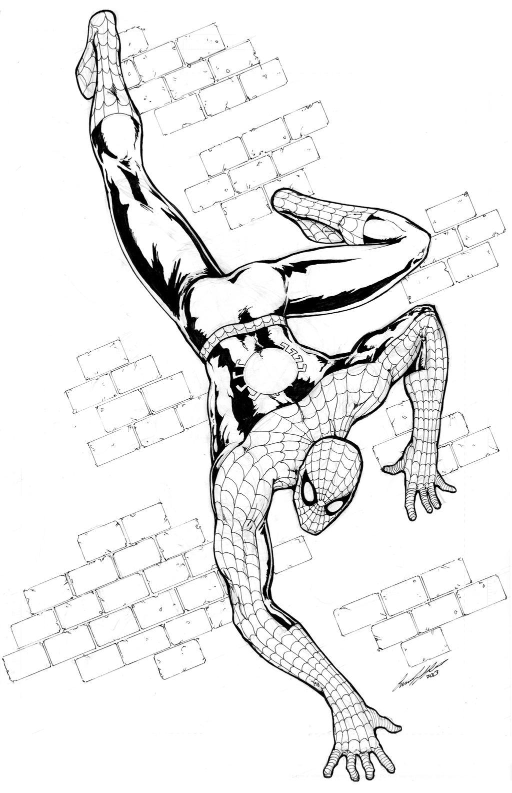 Spider-Man by glovestudios