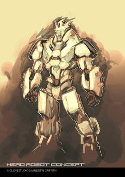 Unused Robot Concept