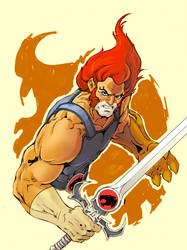 Lion-O by glovestudios