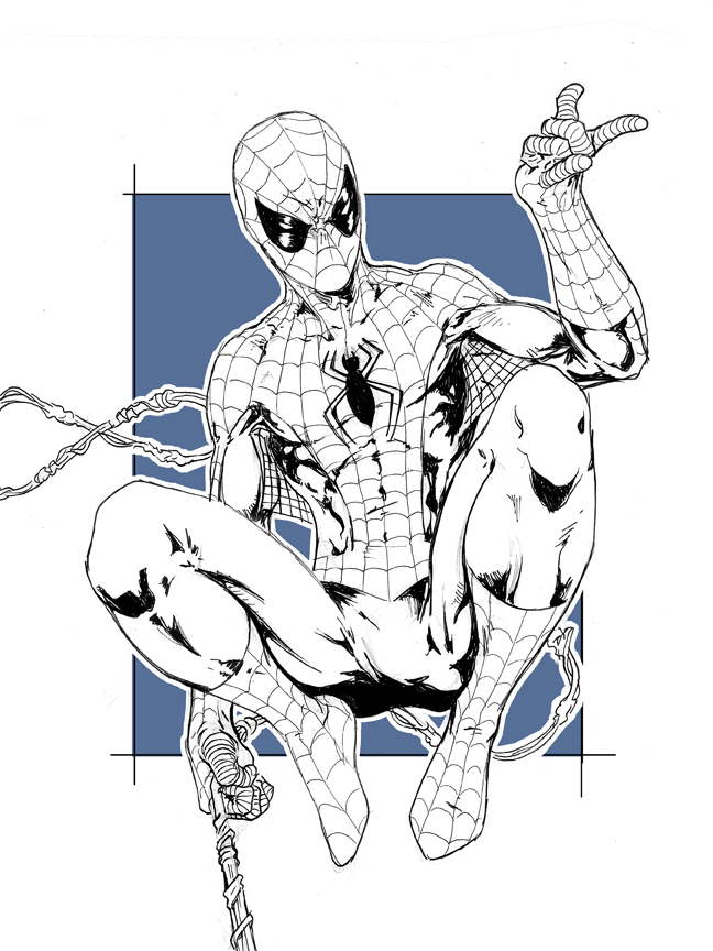 Spidey by glovestudios