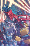 Transformers Reboot Cover