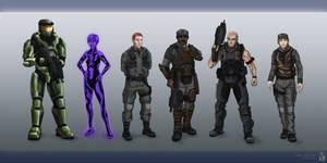 First Strike: Alpha Halo Survivors