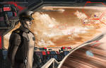 Admiral Cole's Last Stand