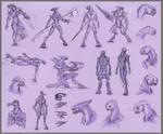 Covenant sketchdump 2