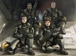 Dagger Team (Commission)