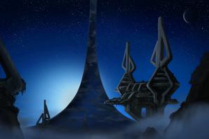 Delta Night by The-Chronothaur