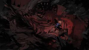 Killer Worm by cbiv85