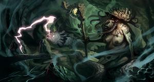 Sea Witch by cbiv85