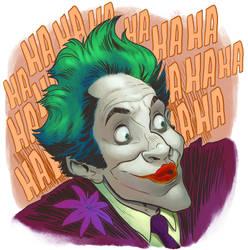 Joker by cbiv85