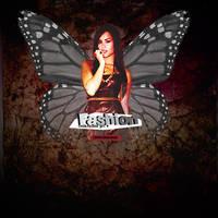 Demi is a Butterfly by PushDesings