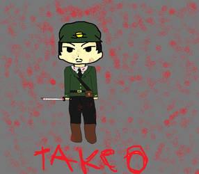 Takeo by NaziZombiesKiller