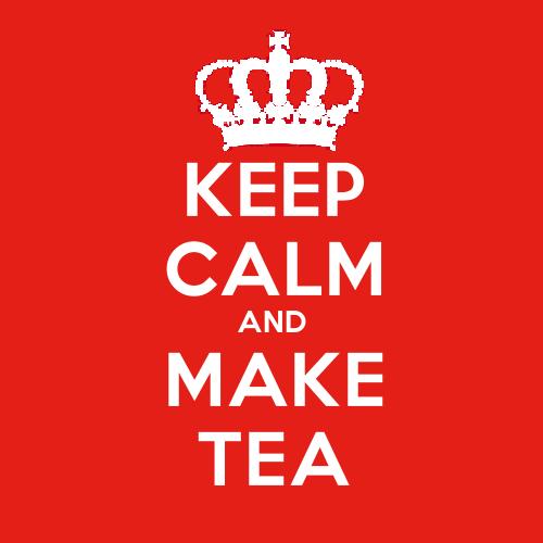 how to make tea paragraph
