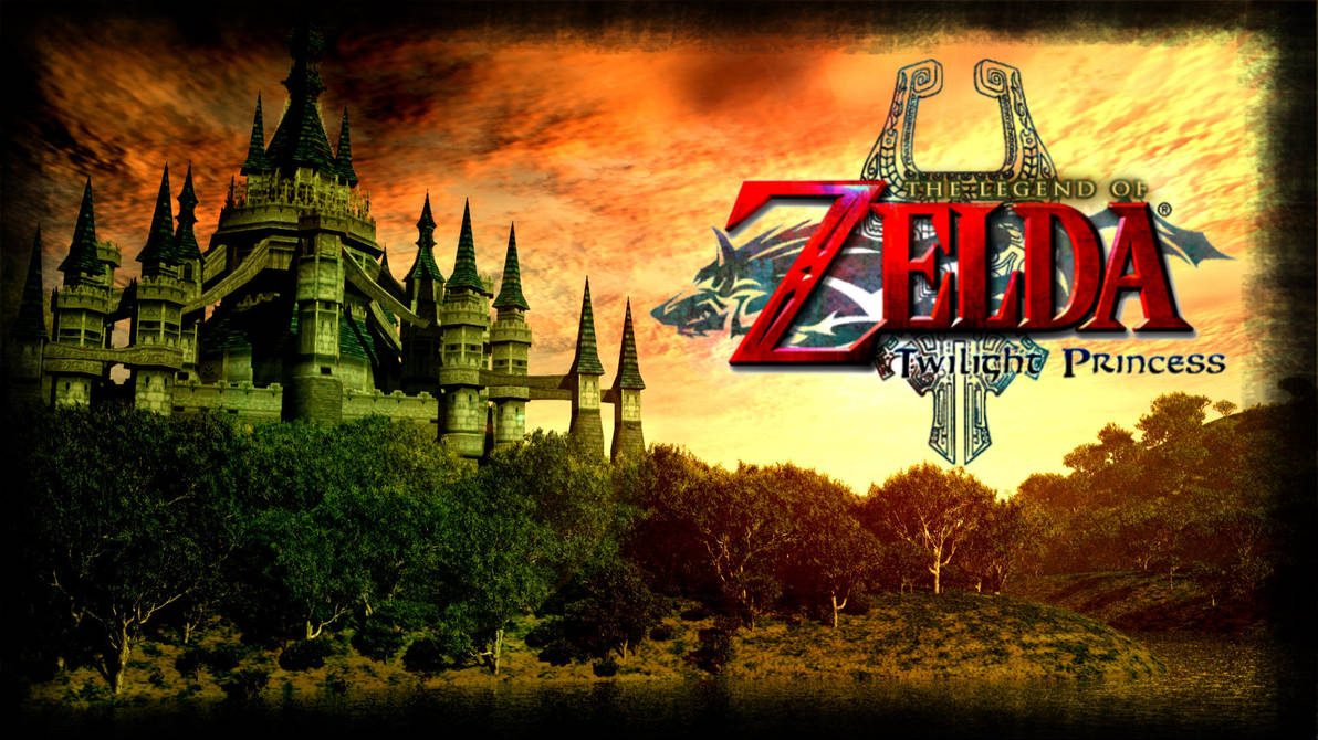 Zelda Twilight Princess Wallpaper By Nazizombieskiller On Deviantart