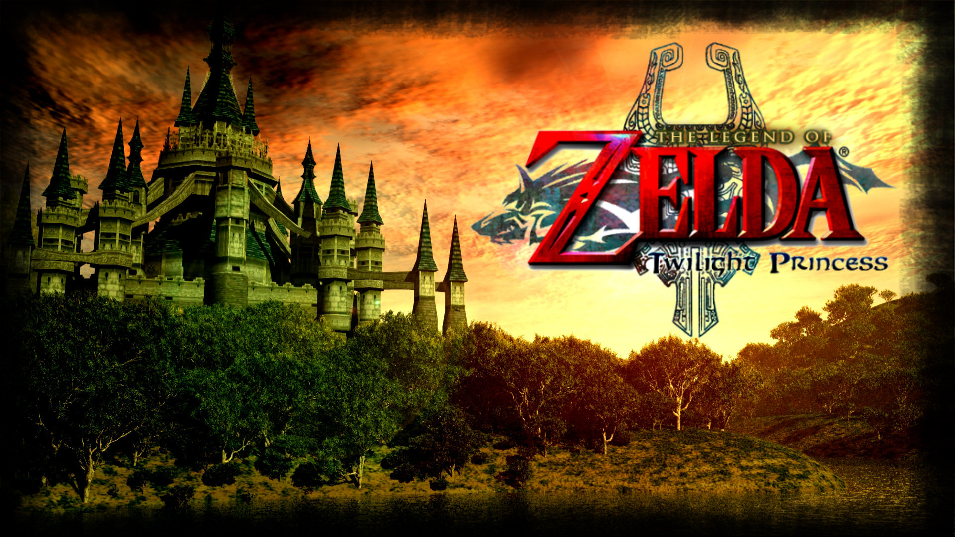 Zelda Twilight Princess Wallpaper by NaziZombiesKiller on ...