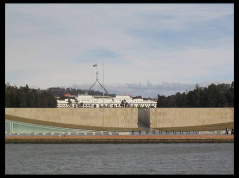 Canberra 1 : Parliament House