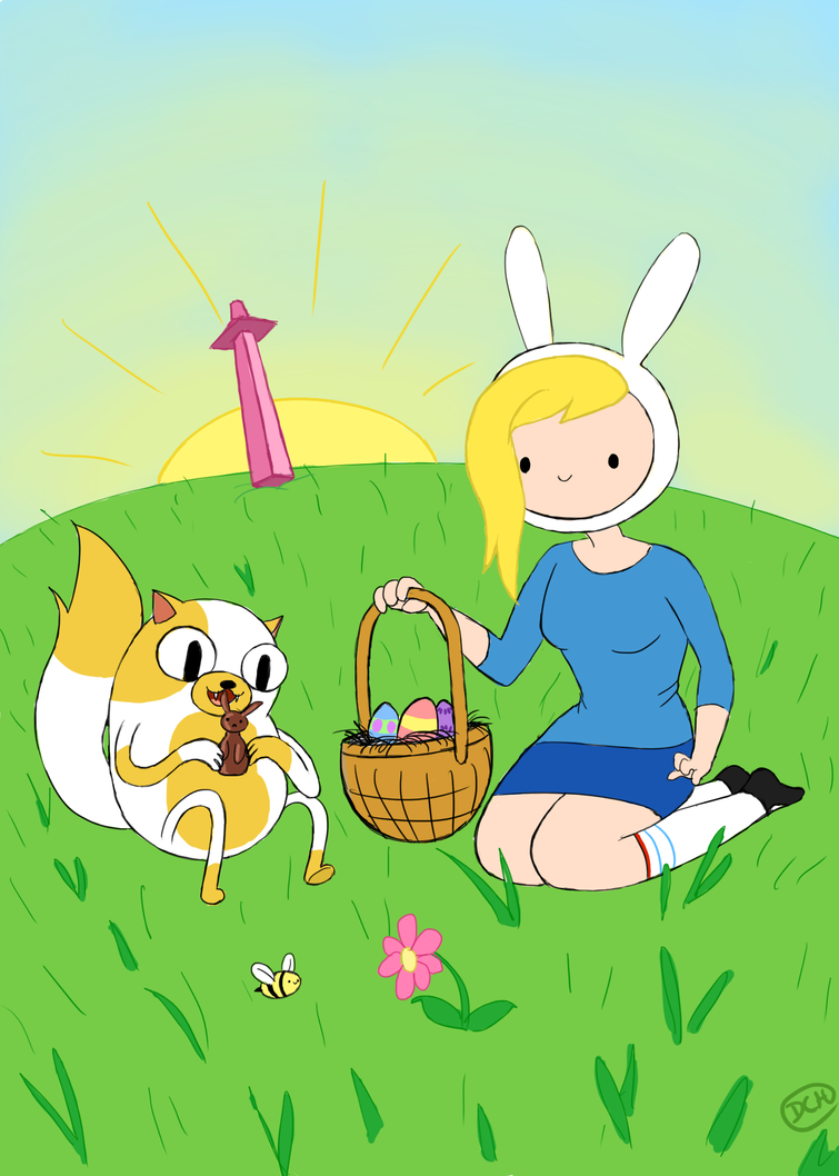 Easter in Aah by Vertigo-Gal