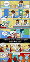 To Find a Cure: RedHead's LG Nuzlocke p5