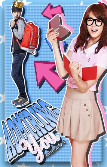 Wattpad Book Cover Ideas Anime ~ Wattpad book cover myungsoo jiyeon admiring you by